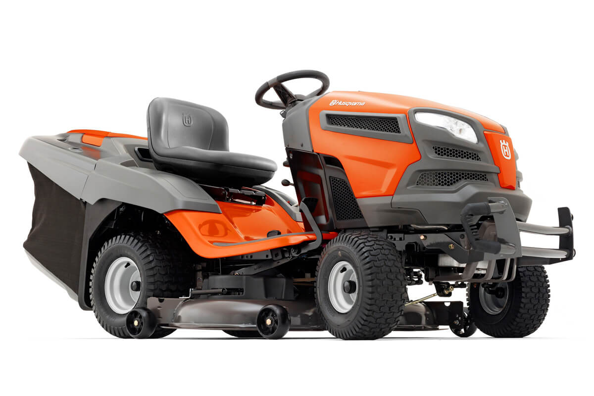 RIDE-ON MOWERS